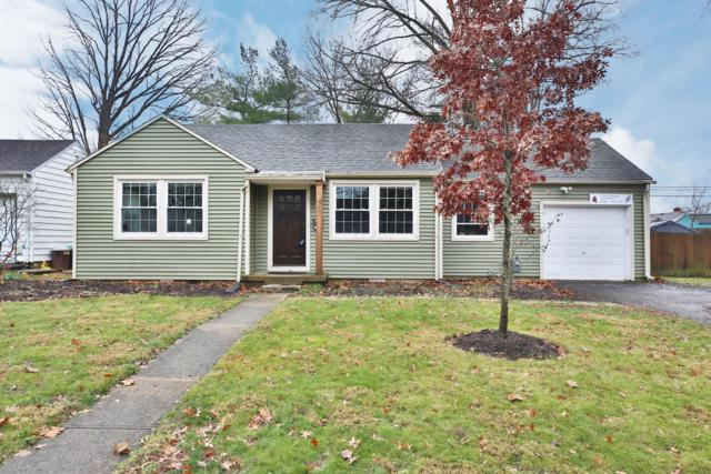 487 S Selby Boulevard, Worthington, OH 43085 (MLS #218044806) :: Berkshire Hathaway HomeServices Crager Tobin Real Estate