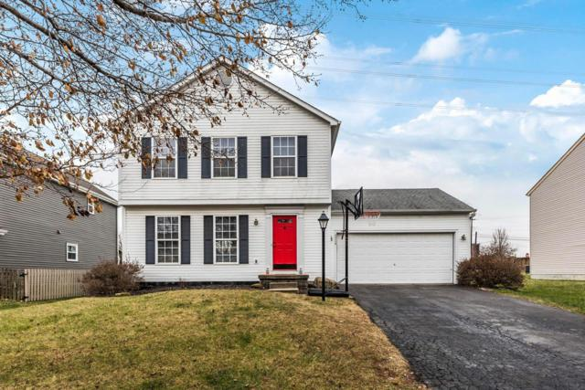 4539 Earman Drive, Hilliard, OH 43026 (MLS #218044890) :: Berkshire Hathaway HomeServices Crager Tobin Real Estate