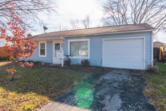 349 Celina Road, Columbus, OH 43228 (MLS #218044922) :: Brenner Property Group | KW Capital Partners
