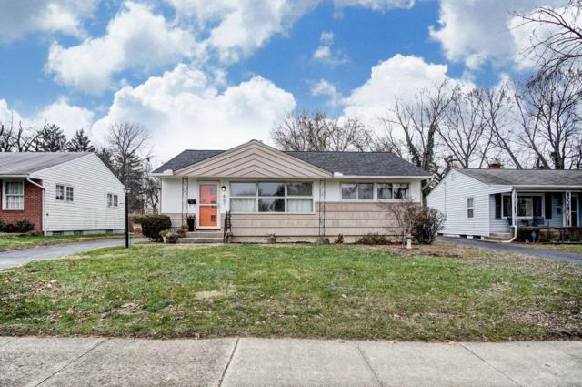 867 Enfield Road, Columbus, OH 43209 (MLS #218045087) :: Berkshire Hathaway HomeServices Crager Tobin Real Estate