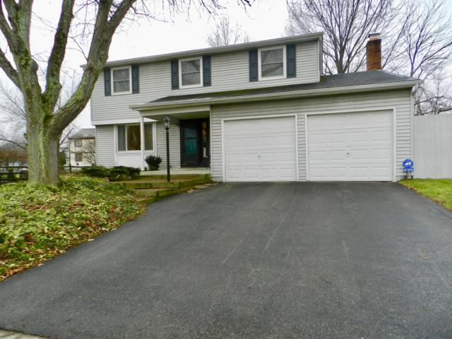 8701 Ripton Drive, Powell, OH 43065 (MLS #218045208) :: Signature Real Estate