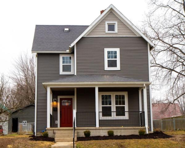 187 E 1st Street, London, OH 43140 (MLS #218045246) :: Brenner Property Group | KW Capital Partners