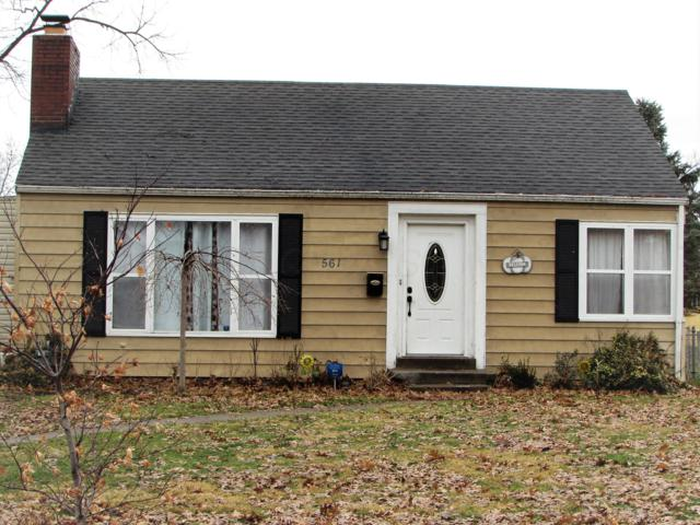 561 Springhollow Road, Circleville, OH 43113 (MLS #218045531) :: Brenner Property Group | KW Capital Partners