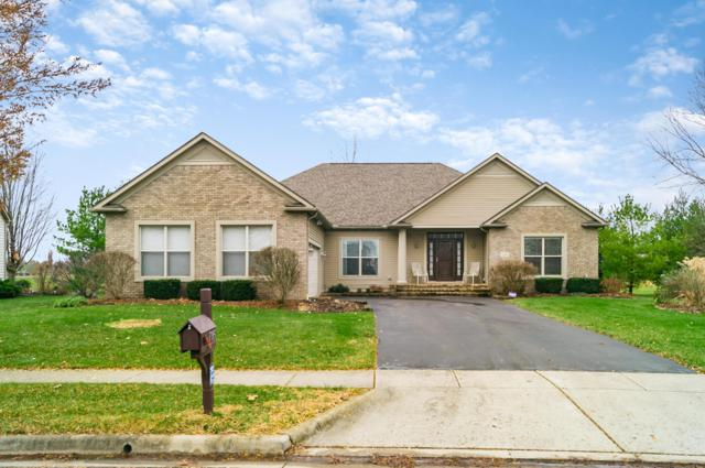 7195 Bromfield Drive, Canal Winchester, OH 43110 (MLS #219000002) :: Brenner Property Group | KW Capital Partners