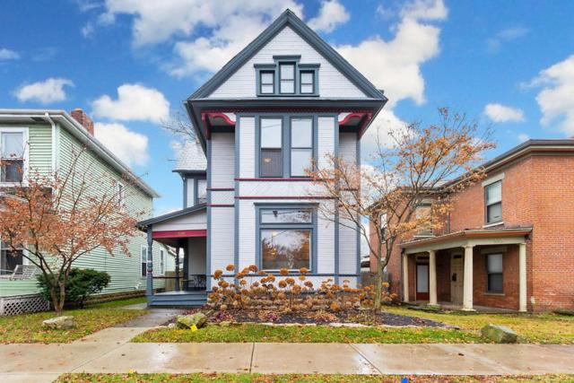 305 W 3rd Avenue, Columbus, OH 43201 (MLS #219000034) :: Signature Real Estate