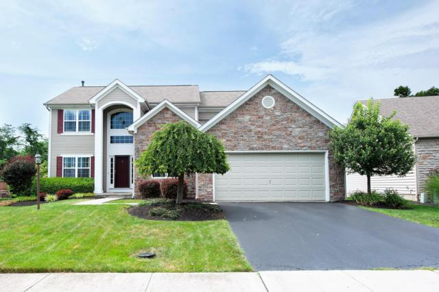 7752 Maple Run Lane, Powell, OH 43065 (MLS #219000171) :: Brenner Property Group   KW Capital Partners