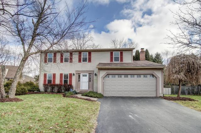 125 Spicewood Lane, Powell, OH 43065 (MLS #219000285) :: Keller Williams Excel