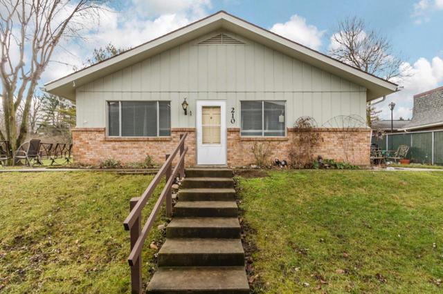 210 River Oaks Drive, Delaware, OH 43015 (MLS #219000313) :: Signature Real Estate
