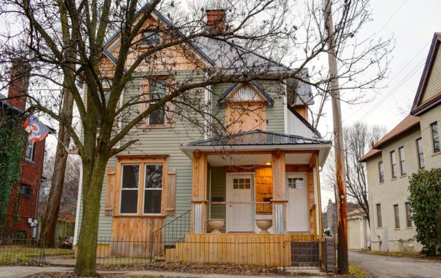 47-49 S Monroe Avenue, Columbus, OH 43205 (MLS #219000374) :: Keller Williams Excel