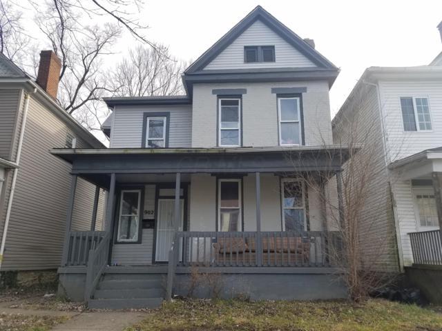 902 Ellsworth Avenue, Columbus, OH 43206 (MLS #219000554) :: RE/MAX ONE