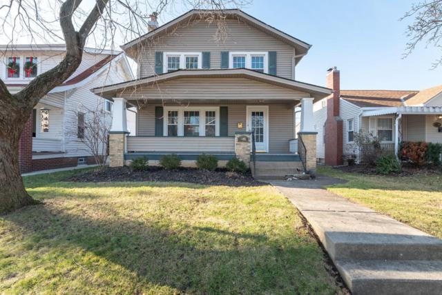 1495 Doten Avenue, Columbus, OH 43212 (MLS #219000569) :: Signature Real Estate