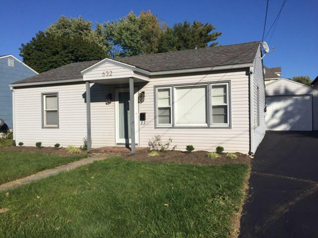 632 Blaine Avenue, Marion, OH 43302 (MLS #219000612) :: Brenner Property Group | KW Capital Partners