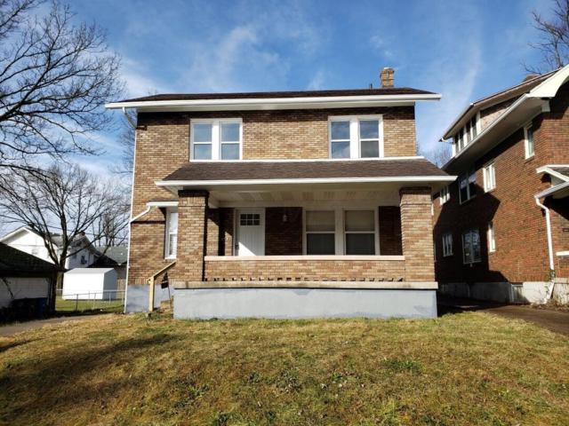 927 Cumberland Avenue, Dayton, OH 45406 (MLS #219000676) :: Signature Real Estate