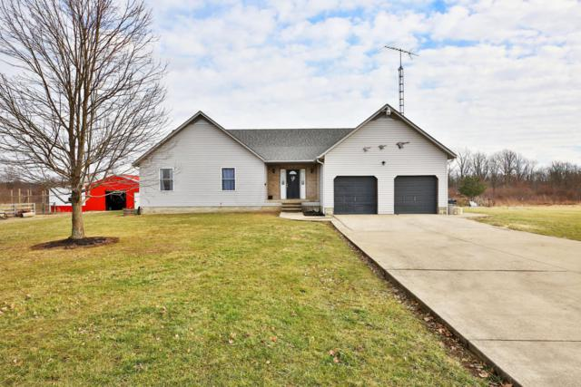 852 Schotte Road, New Bloomington, OH 43341 (MLS #219000686) :: Brenner Property Group | KW Capital Partners
