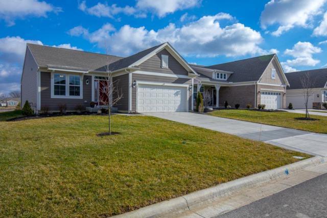 3731 Sanctuary Loop, Hilliard, OH 43026 (MLS #219000688) :: Signature Real Estate