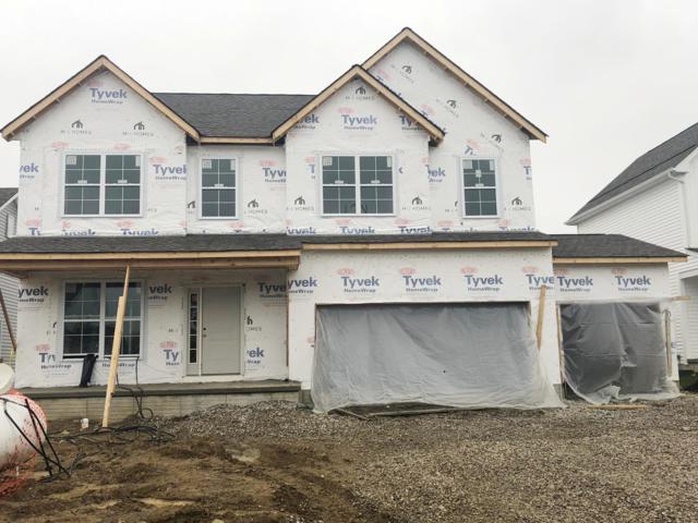 119 Alderwood Circle N Lot 10, Plain City, OH 43064 (MLS #219000696) :: Brenner Property Group | KW Capital Partners