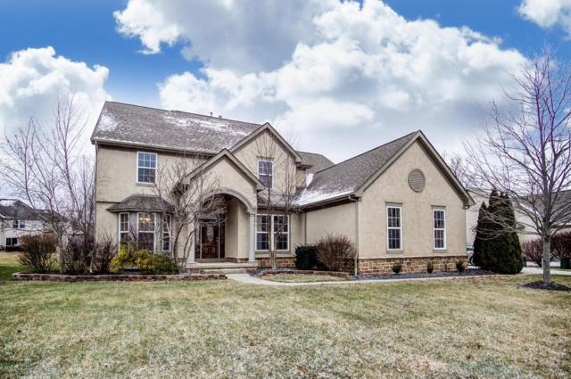 7844 Lydia Drive, Lewis Center, OH 43035 (MLS #219000822) :: Shannon Grimm & Partners