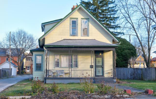 348 Wilson Avenue, Columbus, OH 43205 (MLS #219000886) :: Keller Williams Excel
