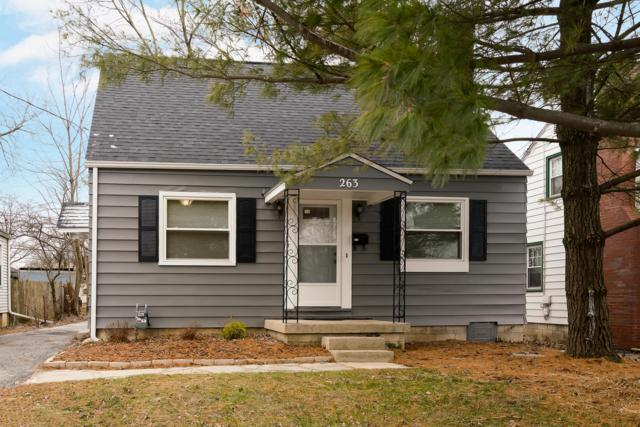 263 Morse Road, Columbus, OH 43214 (MLS #219000913) :: RE/MAX ONE