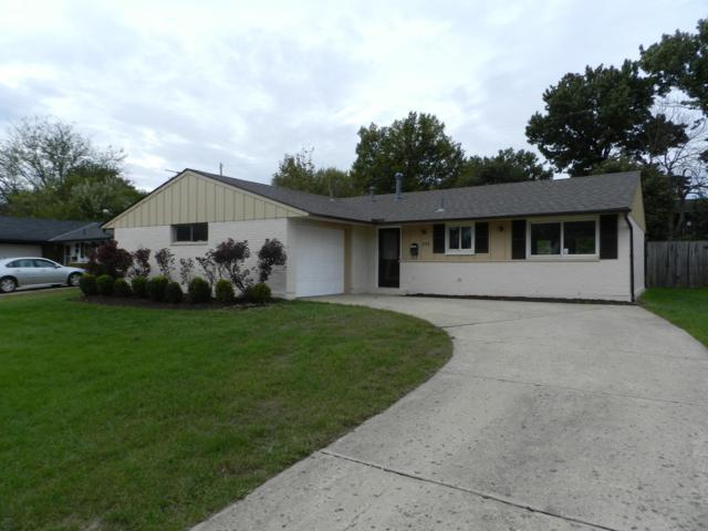 3538 Paris Boulevard, Westerville, OH 43081 (MLS #219000915) :: Signature Real Estate