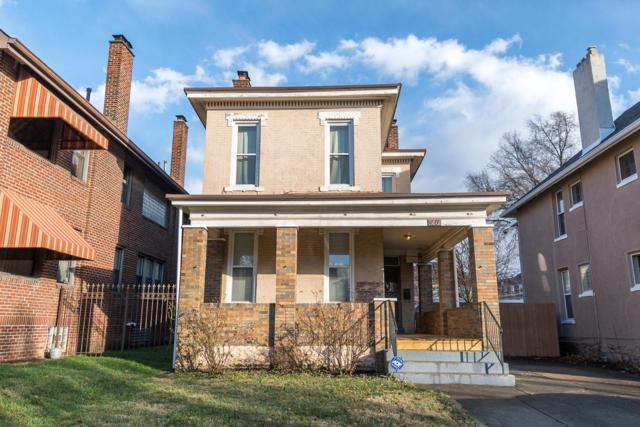 48 N 22nd Street, Columbus, OH 43203 (MLS #219000976) :: Brenner Property Group | Keller Williams Capital Partners