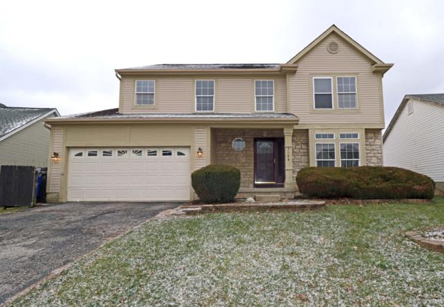 7164 Bennell Drive, Reynoldsburg, OH 43068 (MLS #219000998) :: Brenner Property Group | KW Capital Partners
