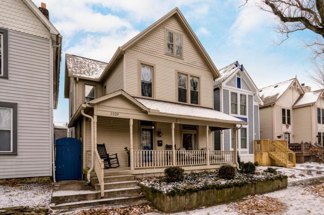 1229 Michigan Avenue, Columbus, OH 43201 (MLS #219001012) :: Signature Real Estate