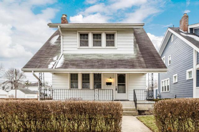 1379 Haines Avenue, Columbus, OH 43212 (MLS #219001206) :: Susanne Casey & Associates