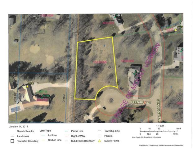 Lot 8 Deer Run/Hunters Ridge Court, Mount Vernon, OH 43050 (MLS #219001314) :: Brenner Property Group | KW Capital Partners