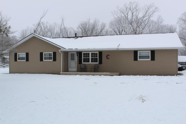 5796 Beecher Road, Granville, OH 43023 (MLS #219001342) :: The Raines Group