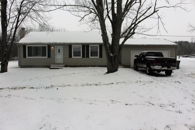 13805 Hartford Road, Sunbury, OH 43074 (MLS #219001360) :: The Clark Group @ ERA Real Solutions Realty