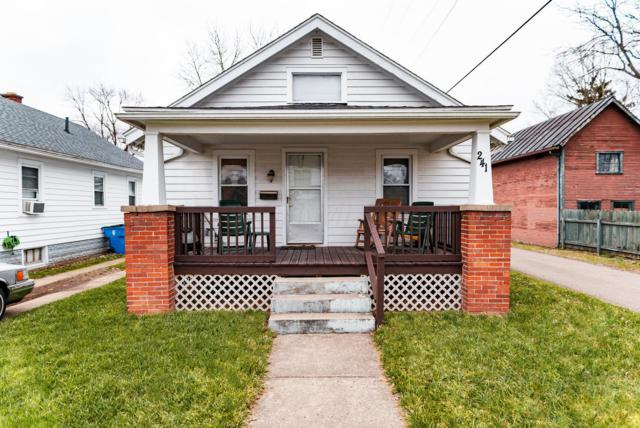 241 North Street, Chillicothe, OH 45601 (MLS #219001369) :: Brenner Property Group | KW Capital Partners