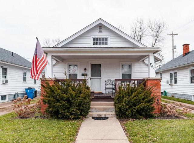 243 North Street, Chillicothe, OH 45601 (MLS #219001381) :: Brenner Property Group | KW Capital Partners
