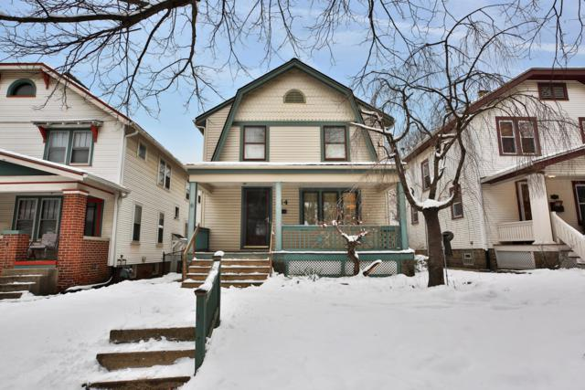 214 Olentangy Street, Columbus, OH 43202 (MLS #219001406) :: Berkshire Hathaway HomeServices Crager Tobin Real Estate