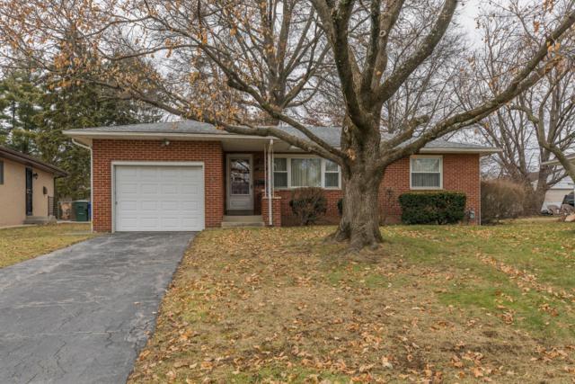 3824 Shamrock Drive, Columbus, OH 43227 (MLS #219001409) :: Berkshire Hathaway HomeServices Crager Tobin Real Estate
