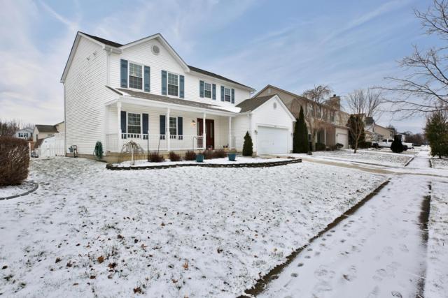 128 Glengary Drive, Delaware, OH 43015 (MLS #219001422) :: Signature Real Estate