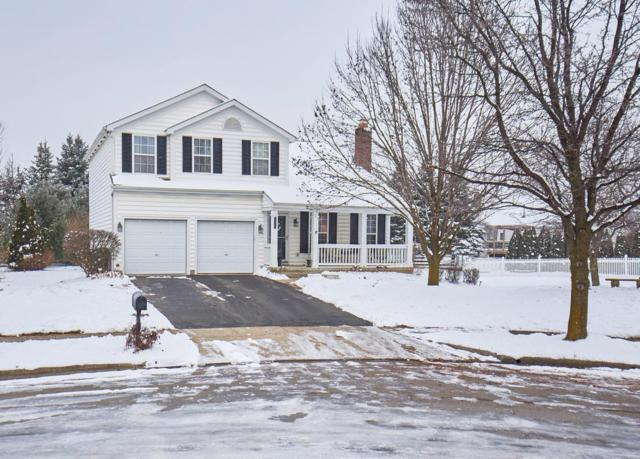 5877 Blaverly Drive, New Albany, OH 43054 (MLS #219001426) :: Brenner Property Group | KW Capital Partners