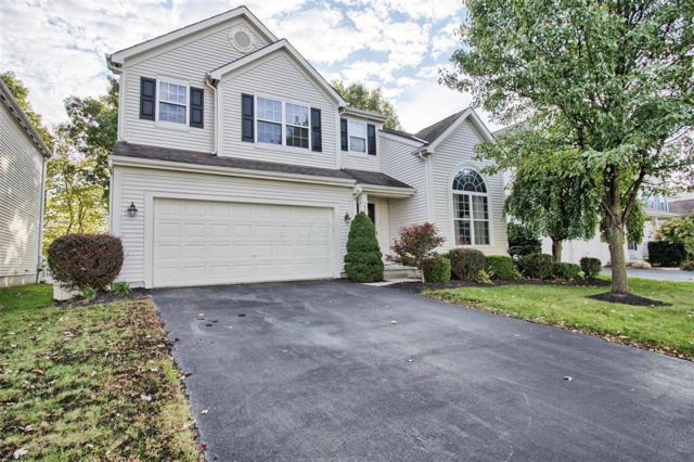4254 Greensbury Drive, New Albany, OH 43054 (MLS #219001427) :: Brenner Property Group | KW Capital Partners