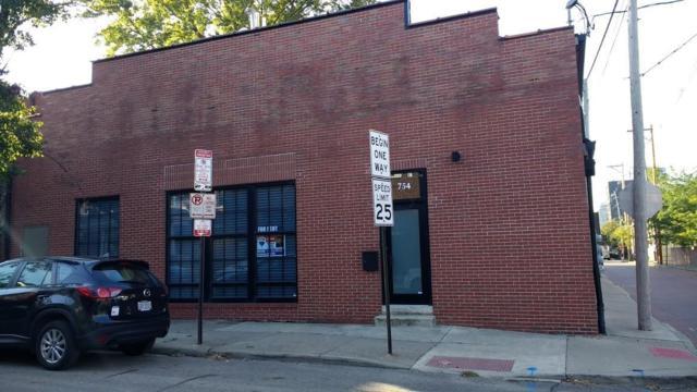 754 N Pearl Street, Columbus, OH 43215 (MLS #219001432) :: Susanne Casey & Associates