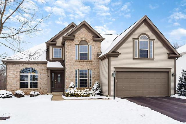 7287 Upper Cambridge Way, Westerville, OH 43082 (MLS #219001479) :: Brenner Property Group | KW Capital Partners
