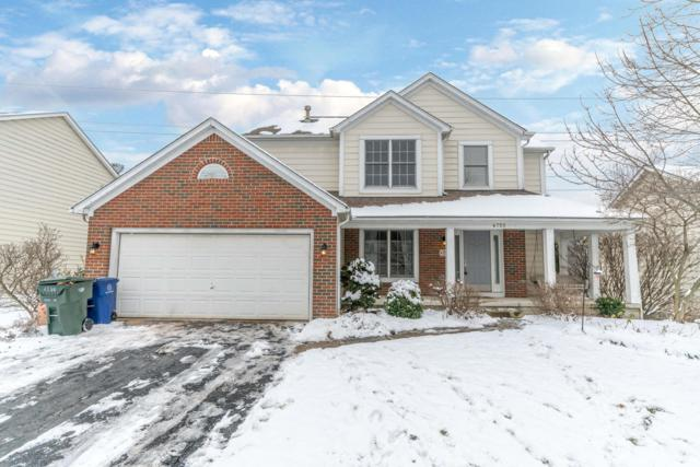 4758 Bosk Drive, New Albany, OH 43054 (MLS #219001504) :: The Raines Group