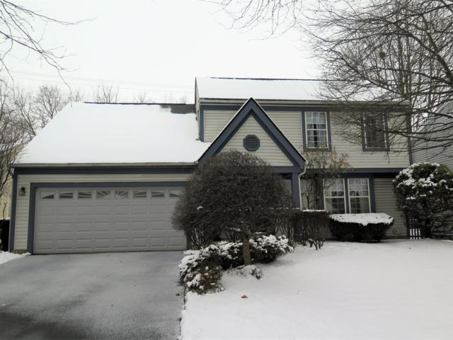 5747 Longford Drive, Dublin, OH 43016 (MLS #219001673) :: Brenner Property Group | KW Capital Partners