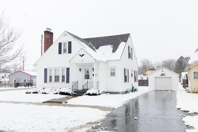 309 W Walnut Street, Mount Vernon, OH 43050 (MLS #219001678) :: Brenner Property Group | KW Capital Partners