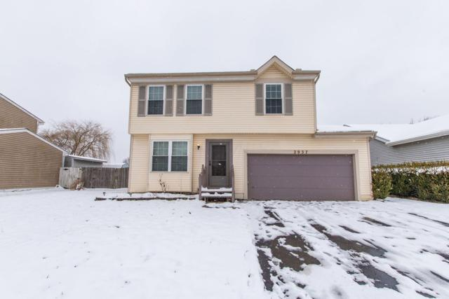 2937 Carlsbad Drive, Hilliard, OH 43026 (MLS #219001686) :: Berkshire Hathaway HomeServices Crager Tobin Real Estate