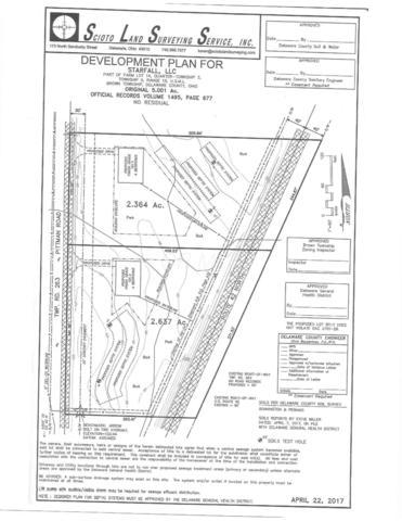 0 Pittman Road Tract 1, Delaware, OH 43015 (MLS #219001739) :: BuySellOhio.com
