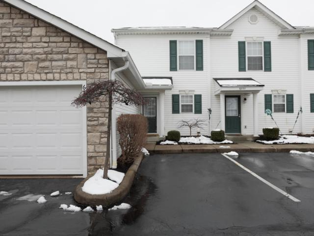 6779 Axtel Drive 17B, Canal Winchester, OH 43110 (MLS #219001743) :: The Raines Group