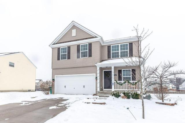 148 Mannaseh Drive E, Granville, OH 43023 (MLS #219001807) :: The Raines Group