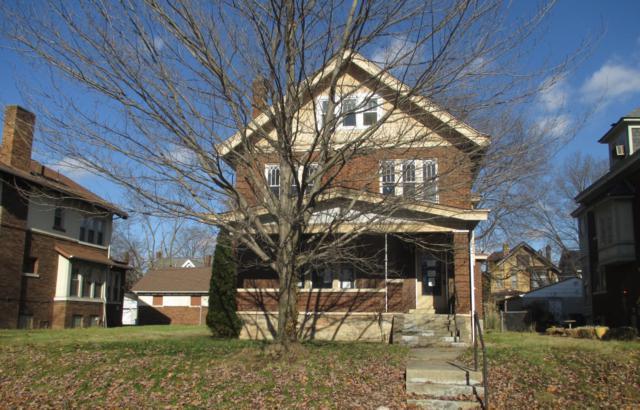 1816 Franklin Avenue, Columbus, OH 43205 (MLS #219001832) :: CARLETON REALTY