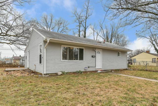 1063 Duxberry Avenue, Columbus, OH 43211 (MLS #219001847) :: The Raines Group