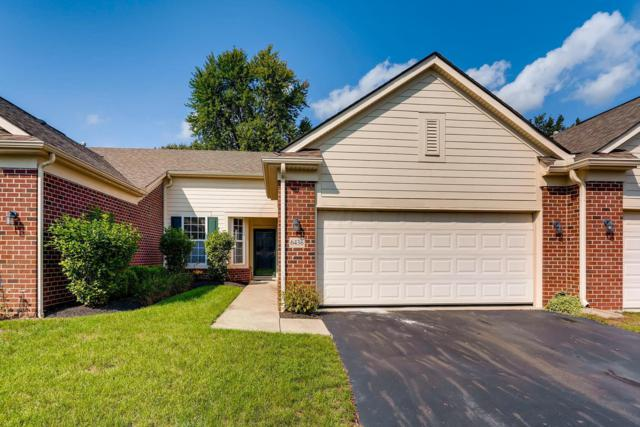 6436 Portrait Circle #502, Westerville, OH 43081 (MLS #219001873) :: CARLETON REALTY